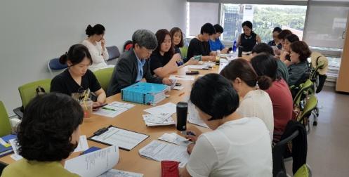 2019 마포혁신교육지구 학부모위원회 6월2차 정기회