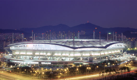 Seoul World Cup Stadium ,Cover Image